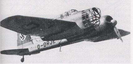 Pourquoi un avion dissymétrique ? Bv141v1