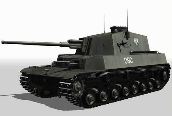五式中戦車の画像 p1_19