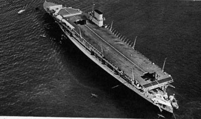 英空母の真実(1918-1941)
